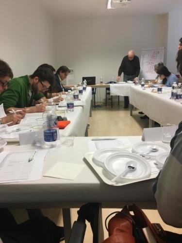 Panel analisi sensoriale aceto balsamico tradizionale di Modena D.O.P.